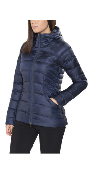 The North Face Tonnerro Parka Women Cosmic Blue